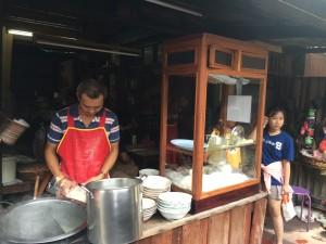 Lugares típicos y ocultos de Bangkok