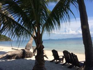 La playa y Koh Phangan