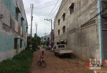 Como llegar a Laos gastando poca plata