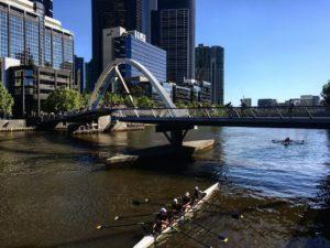 #Melbourne con ☀️, eso no pasa todos los dias  Melbourne,  . . . #australia #victoria #instagram #instaphoto #instatravel #travel #traveller #traveling #travelingram #travelingtheworld #unavueltaporeluniverso #nomade #nomad #nomadlife #backpacker #backpackerlife #livingthedream