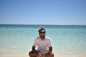♂️ Turquoise Bay,  : @aguswaters . . . #comuviajera #iamtb #turquoise #turquoisebay #exmouth #caperangenationalpark #wa #justanotherdayinwa #westernaustralia #australia #instaphoto #instagramer #travel #traveller #nomad #nomade #nomadlife #vidanomade #backpacker #backpackerlife #unavueltaporeluniverso