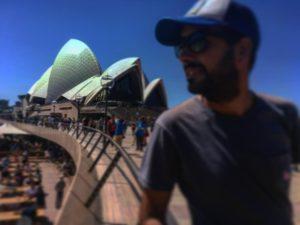 Nunca esta mal volver a verla ♂️ .  Opera House,  . . #unavueltaporeluniverso #opera #operahouse #sydney #nsw #iamtb #friends #australia #aussie #aussiedays #igaustralia #travel #traveling #traveller #nomad #nomade #nomadlife #backpacker #backpackerlife #mochilero #instagram #instatravel