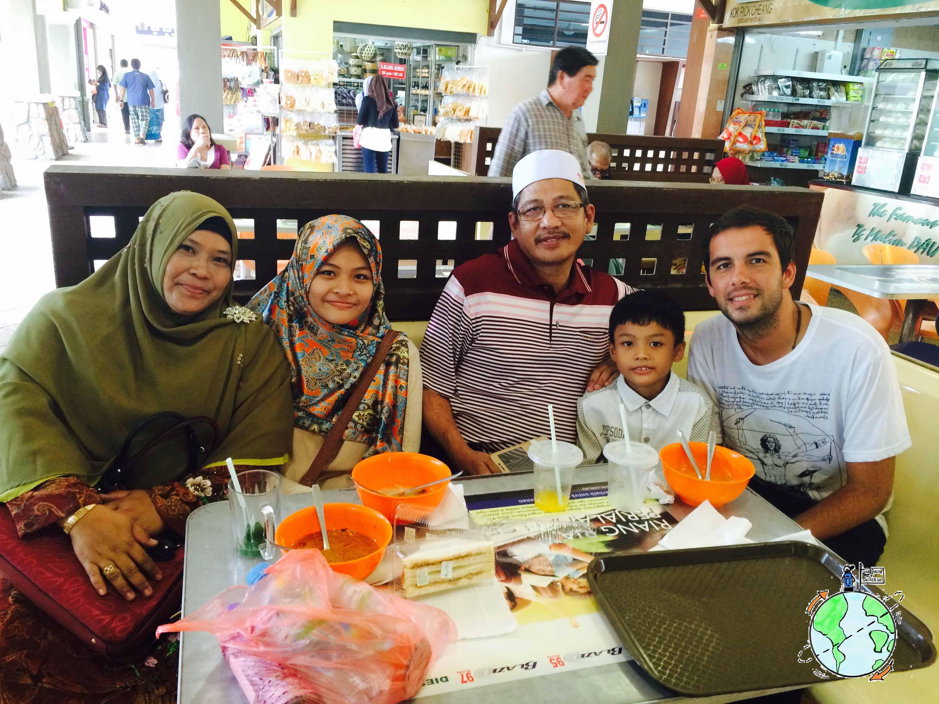 Una hermosa experiencia haciendo dedo por Malasia