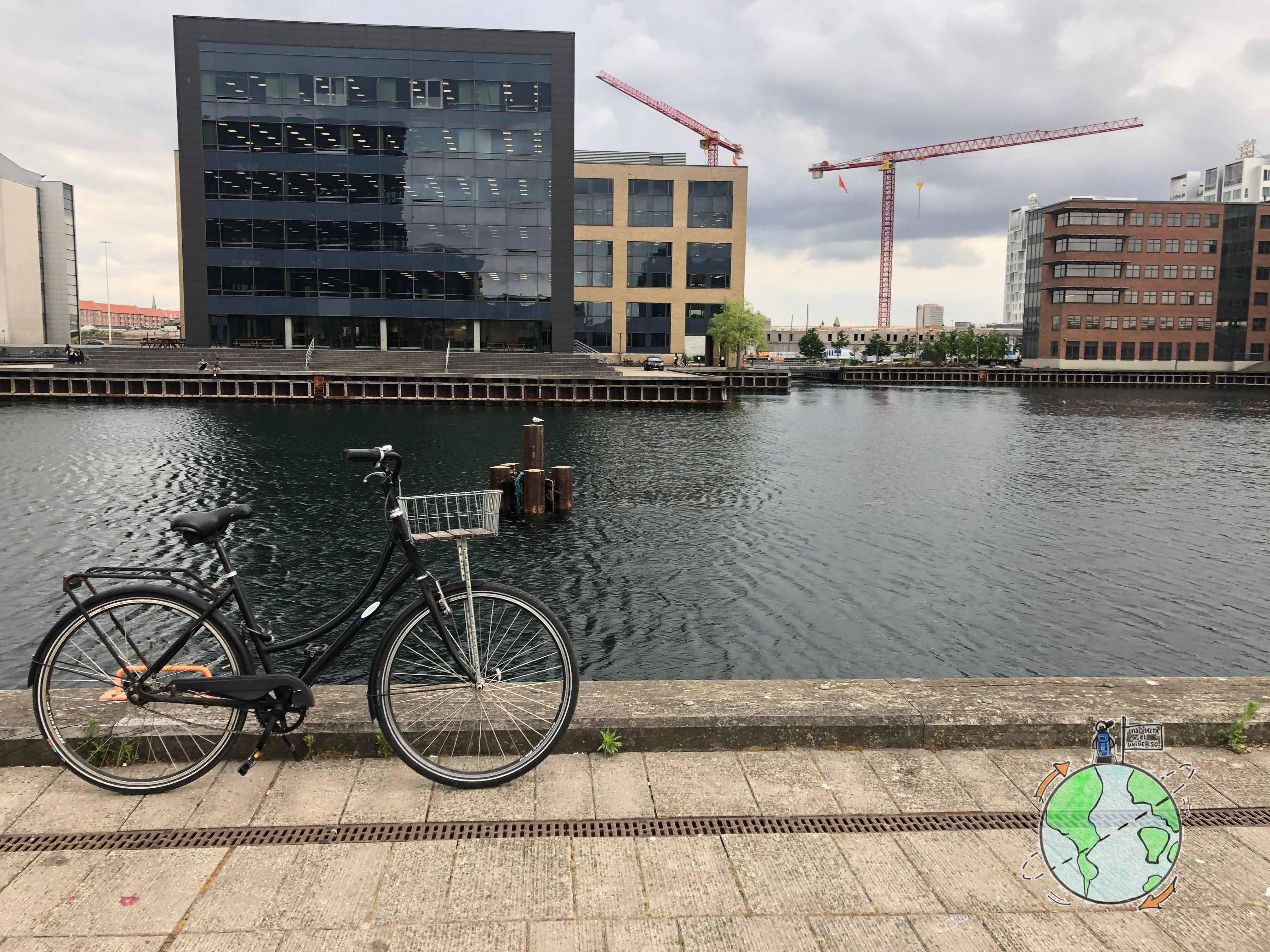 Vivir en Copenhague - Una Vuelta por el Universo