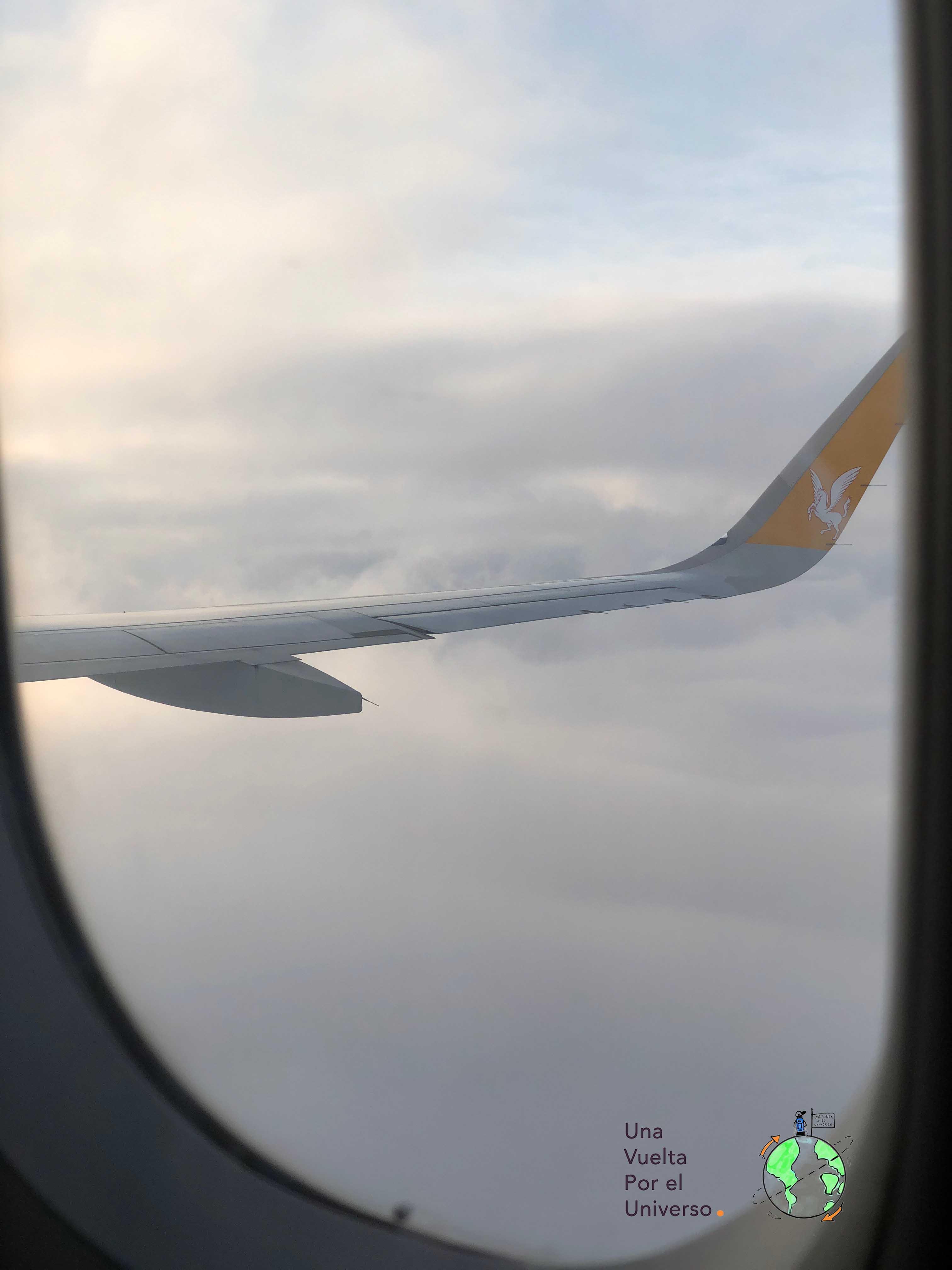 Benditos vuelos low cost