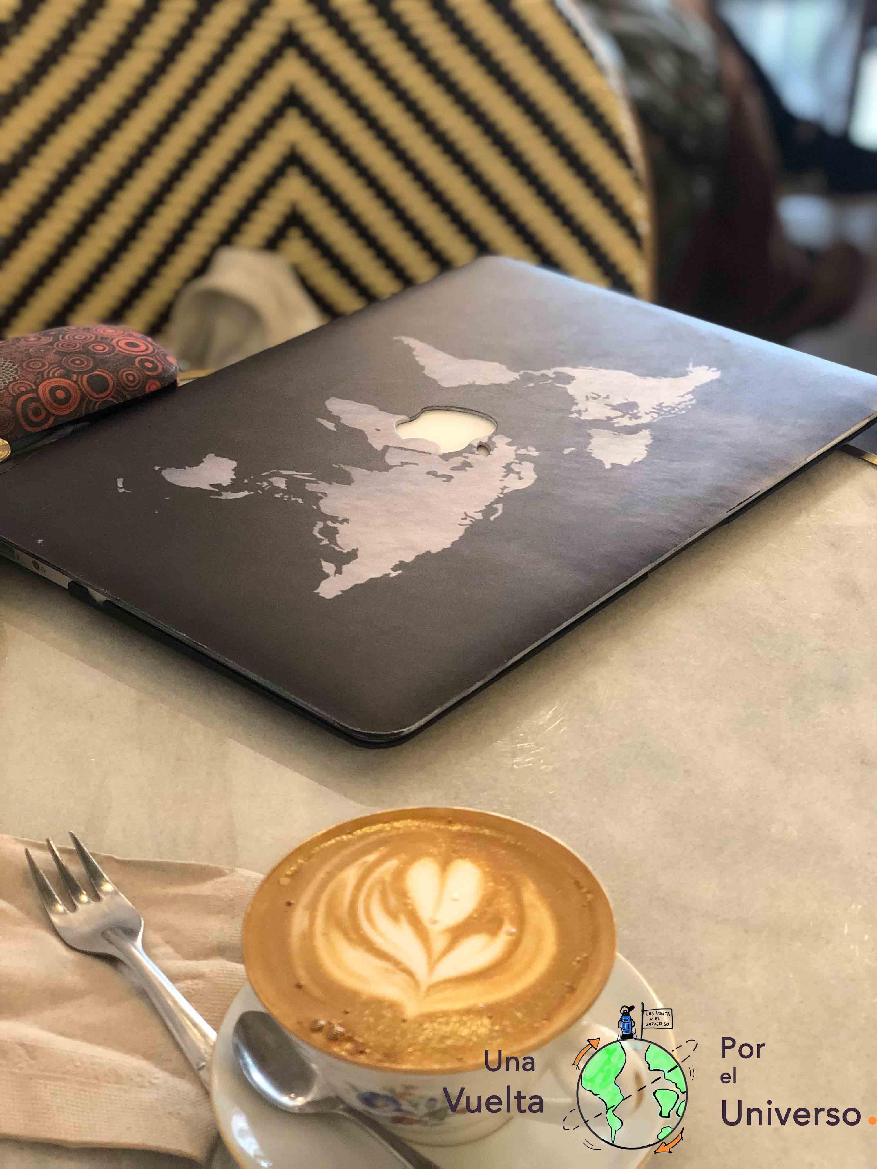 Café en Camelia Art Cafe