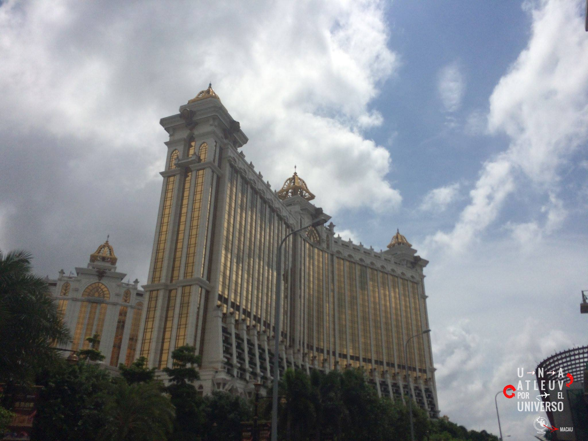 Macau y sus casinos