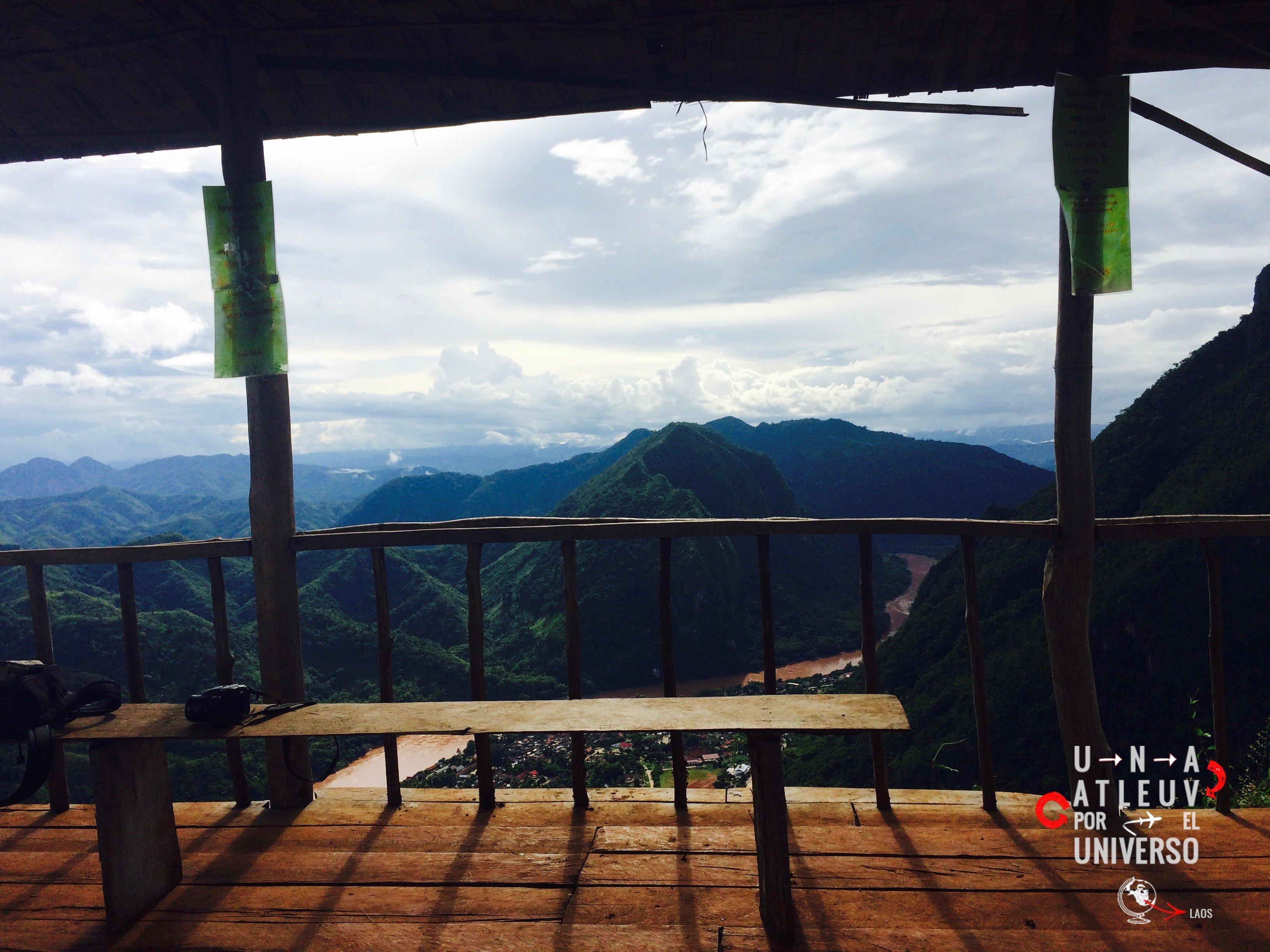 Nong Khiaw es un paraíso al que no todos llegan. Laos