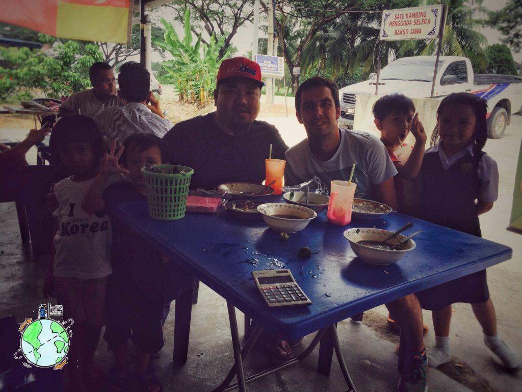 Experiencia de Couchsurfing en Malasia, Kuala Lumpur