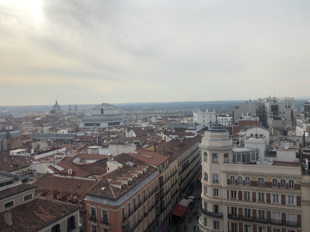 Que ver y que hacer en Madrid - Una Vuelta por el Universo