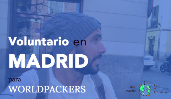 Voluntario en Madrid - Worldpackers