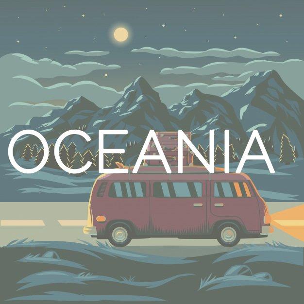 Oceania - Una Vuelta por el Universo
