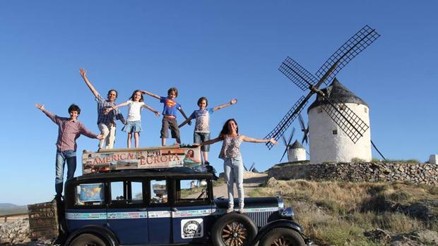 Vivir viajando en familia - Los Zapp